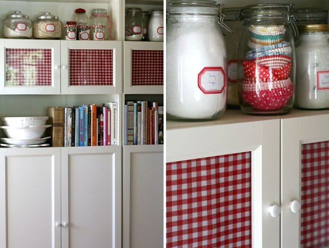 Our walk in pantry inspiration jessica lynn writes - Cuadros cocina ikea ...