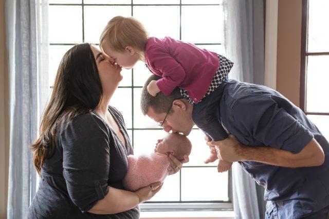 Jessica Lynn Writes family