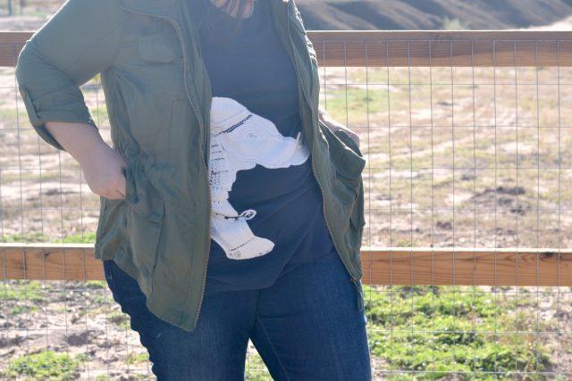 Fashion to Figure - Cargo Jacket